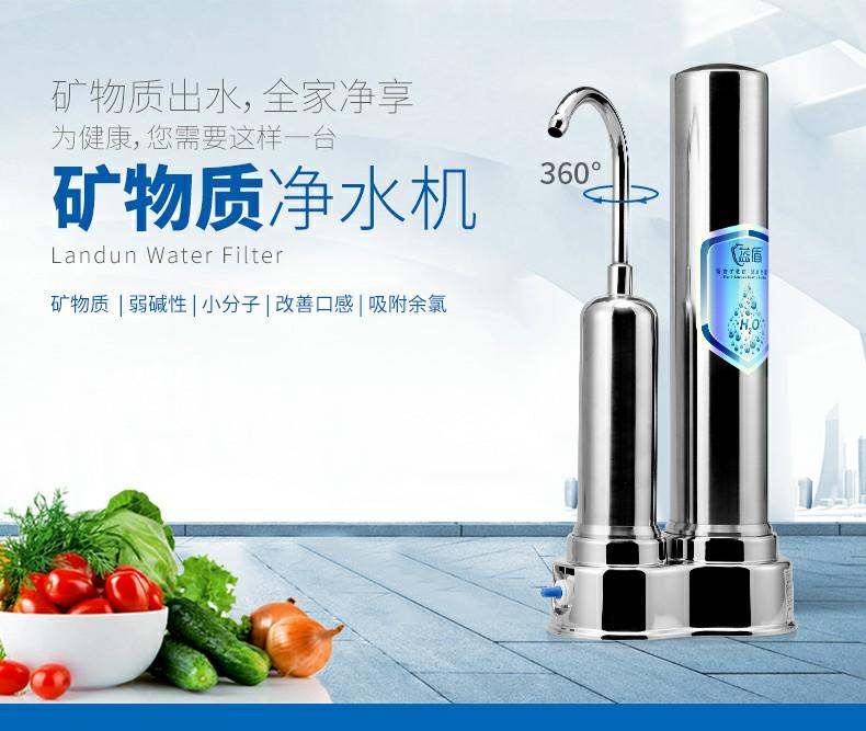 蓝盾YCZ-JZ209矿物质水机
