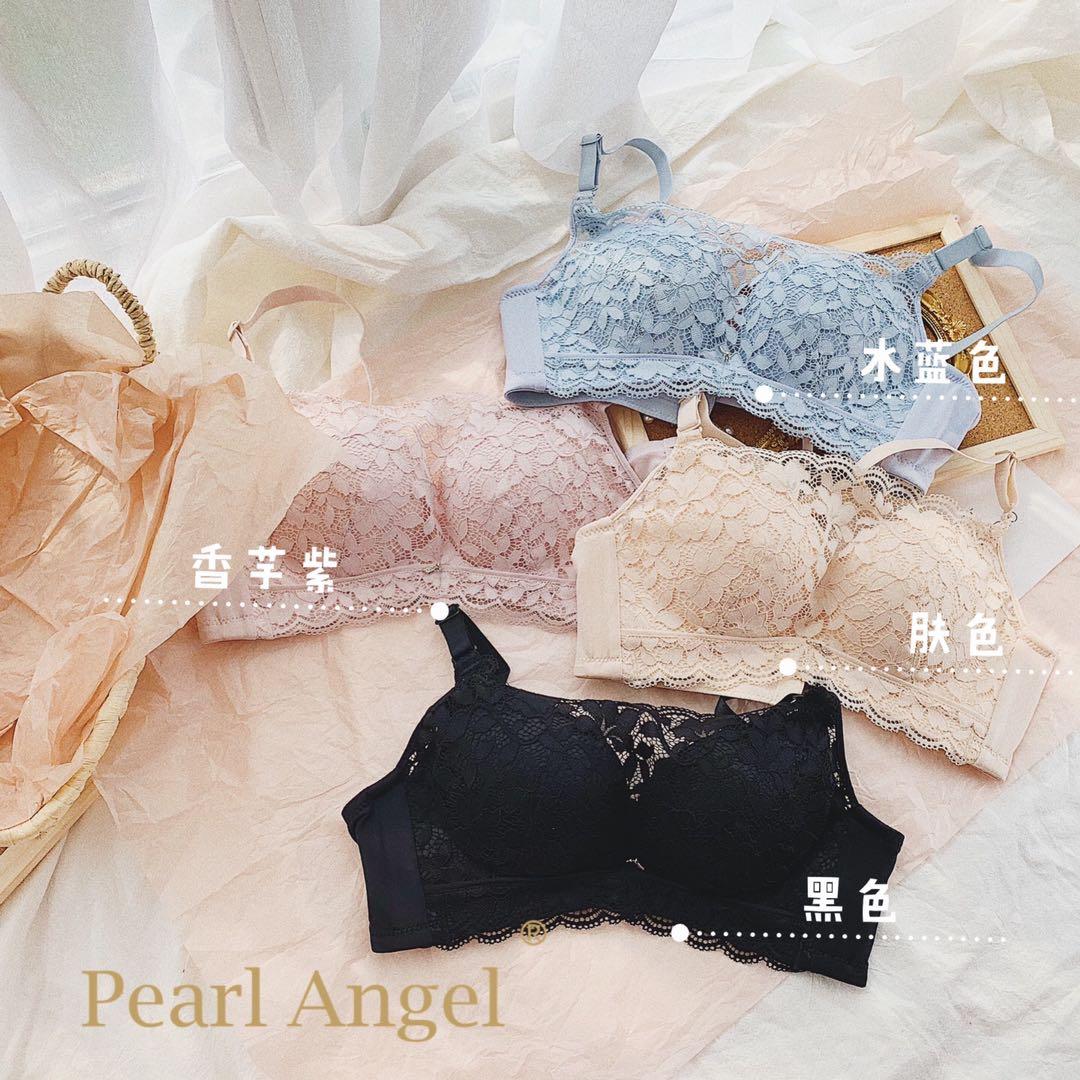 PearlAngel日本蕾丝文胸