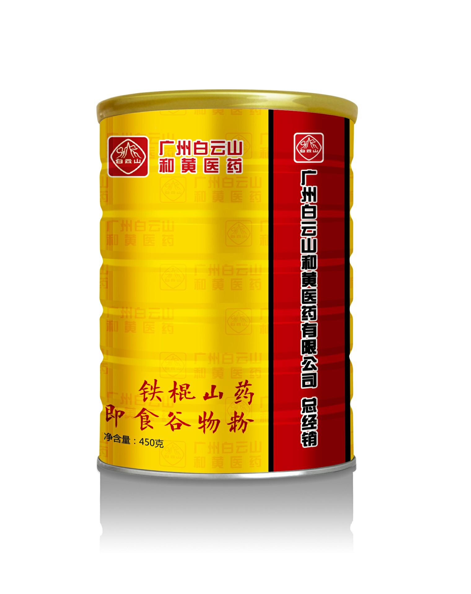 铁棍山药(冲调类)即食谷物粉