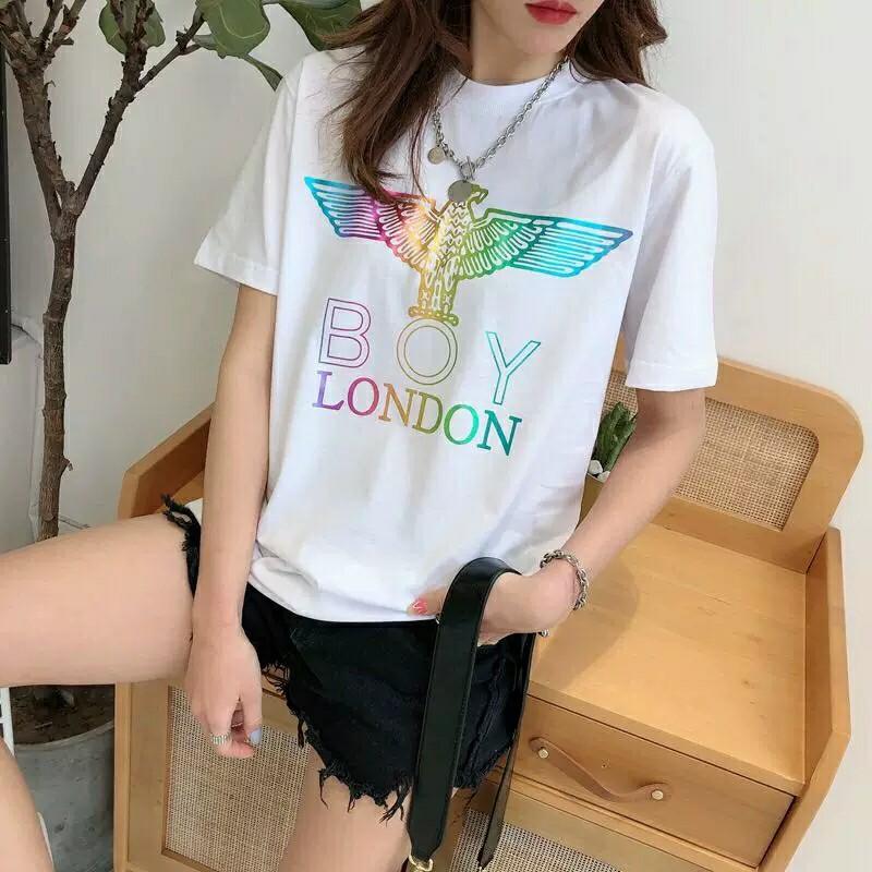 BOY LONDON韩国潮牌时尚T恤-短款1