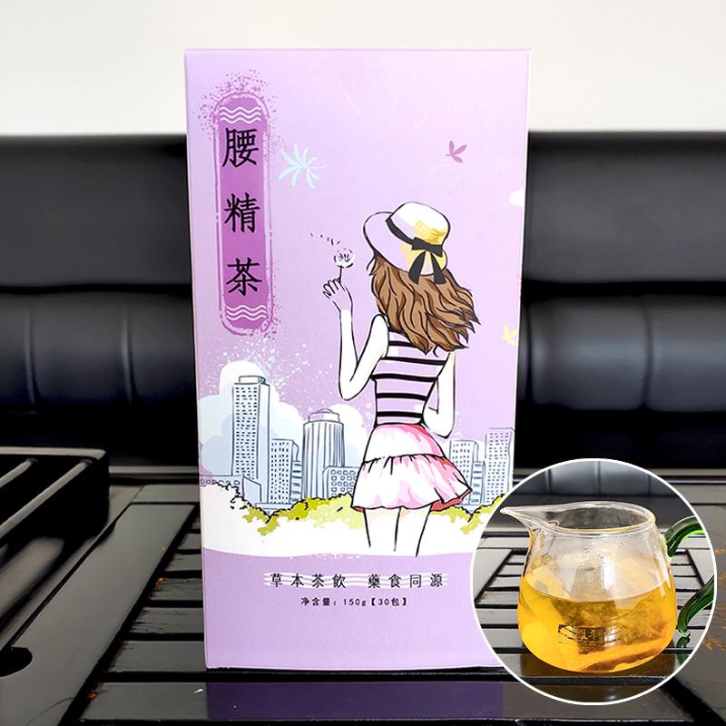 腰精茶150g*4盒