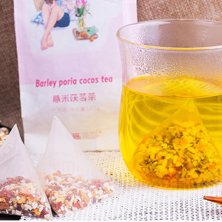 薏米茯苓茶4袋